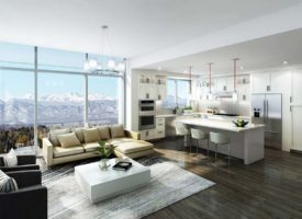 Colorado Lease Up, Parq on Speer/Gold Listing, Golden Triangle